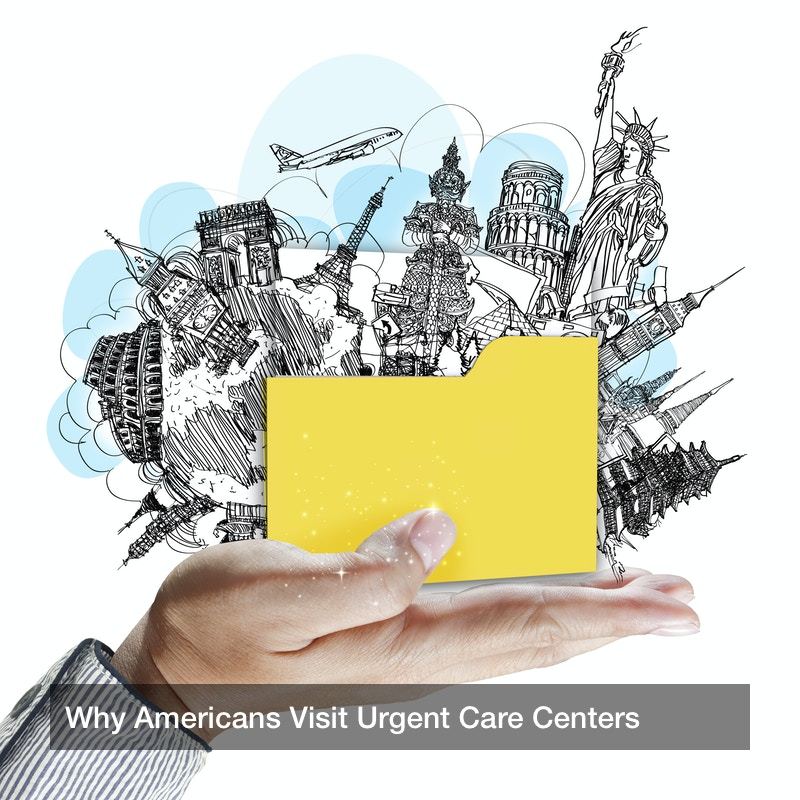 Why Americans Visit Urgent Care Centers