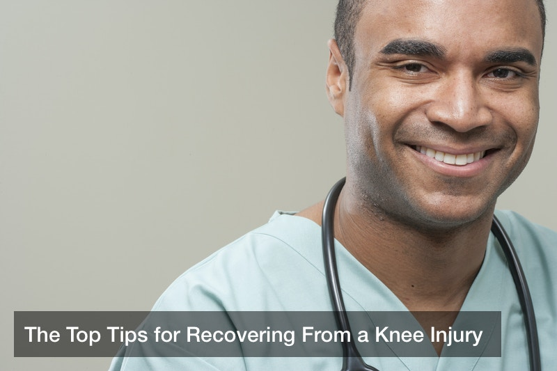 The Top Tips for Recovering From a Knee Injury